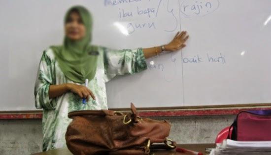 Guru Wanita Memuat Naik Status Hina Kaum Adam Dapat Kritikan Orang Ramai