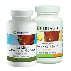 tea mix herbalife