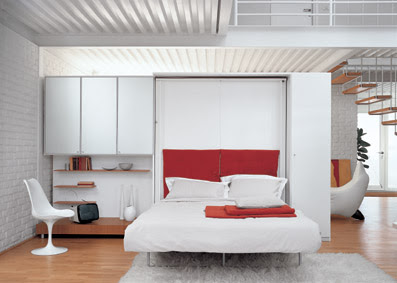 The style of elements simple and clever - Searching for a contemporary murphy beds ...