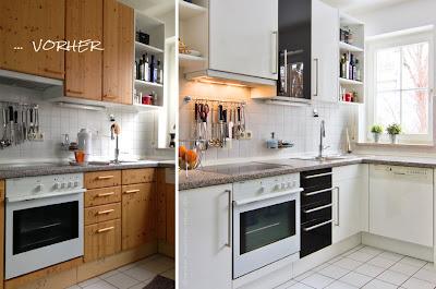 Sie können Ihrer Küche ganz individuell neue Küchentüren wählen und Ihren Küchentraum verwirklichen