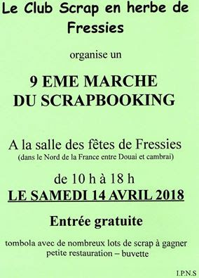 Salon Scrap de Fressies