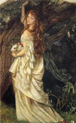ophelia arthur hughes
