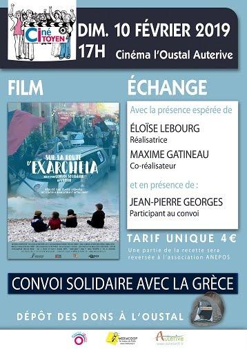 Ciné Citoyen 10 Février 2019