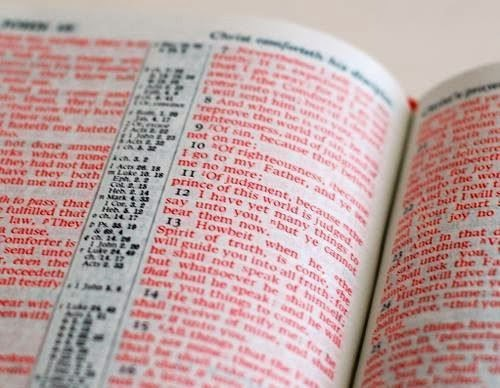 Many People Believe The Red Letter Words Jesus Words Are The Only Important Words In The Bible These Are The Words We Should Focus On Since Jesus Says