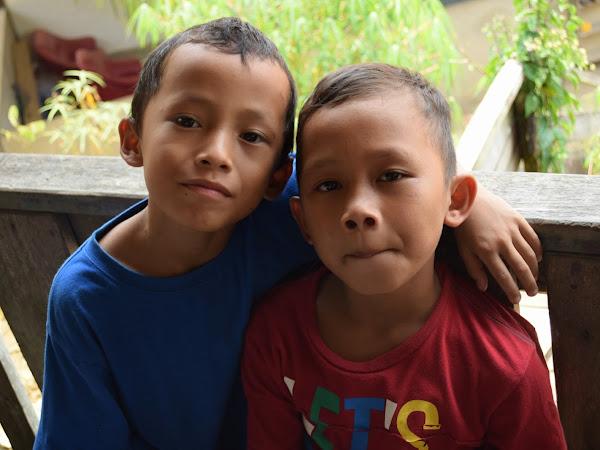 Sarawak,Malaysia: Already home