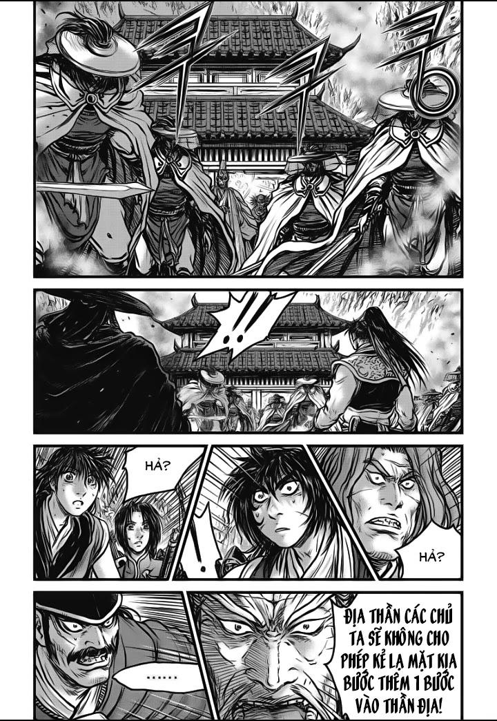 Hiệp Khách Giang Hồ - Chapter 466(TV) - Pic 13