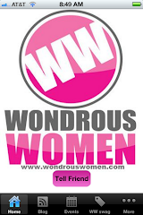 Stay Connected by Downloading Our Wondrous Women App