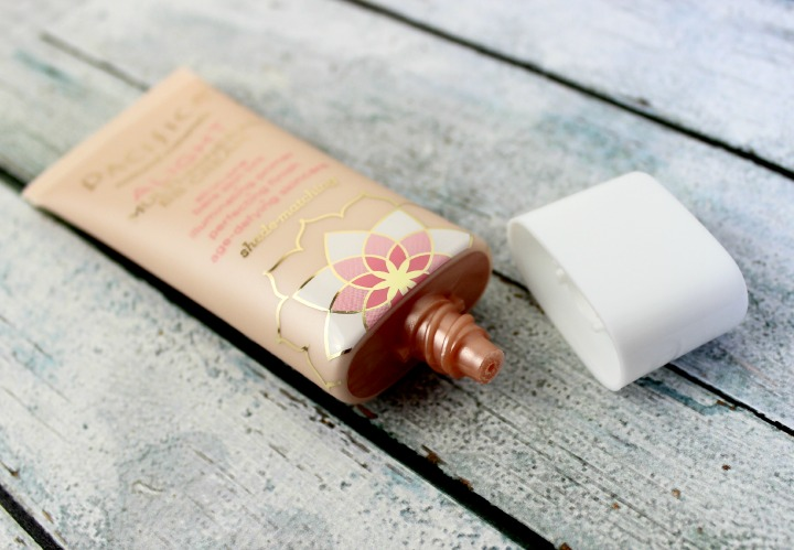 Pacifica Beauty Alight Multi-Mineral BB Cream tube