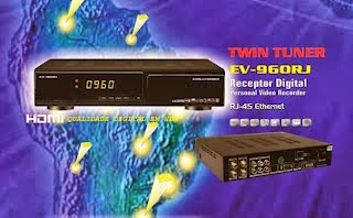 EVOLUTIONBOX EV 960 GB