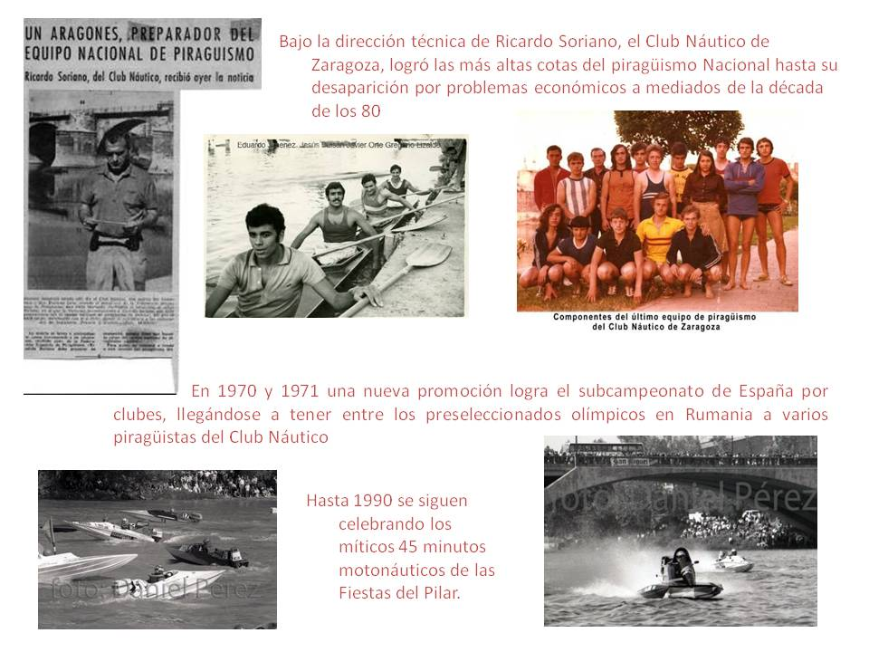 Club n utico zaragoza pasado presente y futuro - Club nautico zaragoza ...