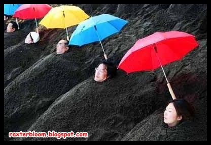 5 Cara Mandi Manusia yang Paling Unik dan Aneh - raxterbloom.blogspot.com
