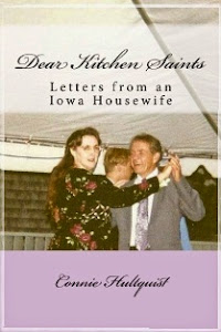"Book: ""Dear Kitchen Saints"""