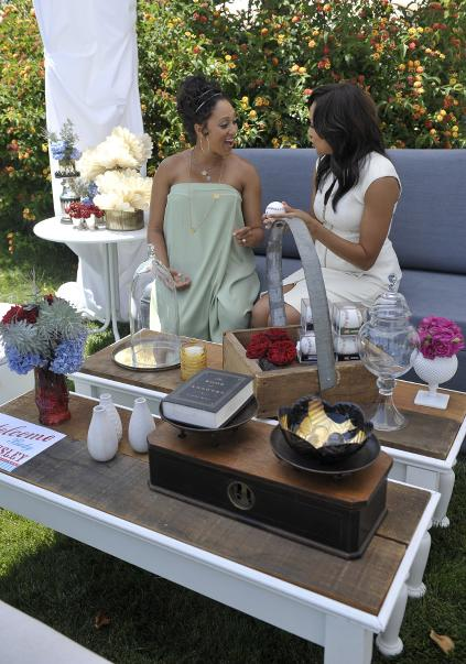 bellyitch inside tamera mowry housley 39 s baby shower ii photos