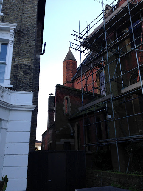 Holy Innocents Church, Dorville Crescent, London W6