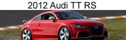 First drive: 2012 Audi TT RS