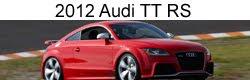 First drive: 2012 Audi TT RS