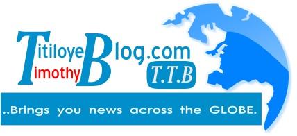 Titiloye Timothy's Blog