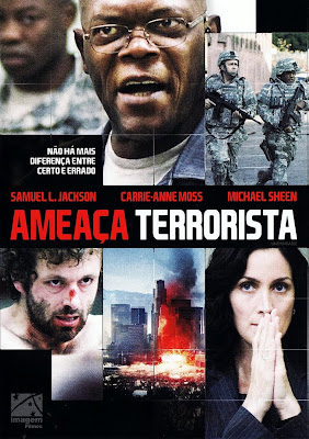 Ameaa Terrorista - DVDRip Dual udio