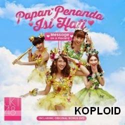 Download Lagu JKT48 - Papan Penanda Isi Hati (Single 2014) Mp3