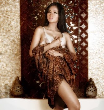 Foto hot Kartika Berliana, No Need Men!, MALE Mata Lelaki Edisi 64 Indonesia