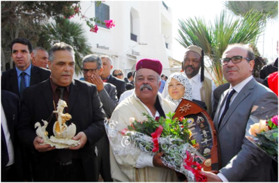 Congratulations to Nejib Belhedi (Tunisia)