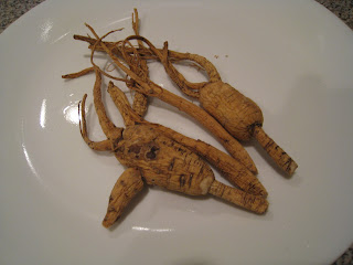 The polysaccharide compounds in panax ginseng have properties to inhibit the growth of cancer.