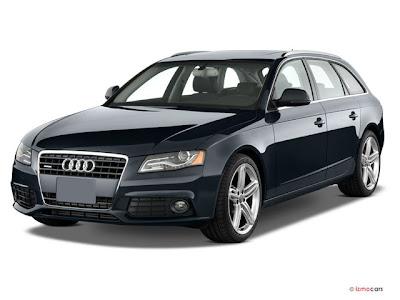 Audi A4 Wagon 2012