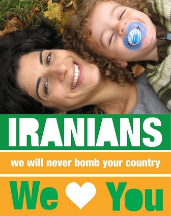 The real Iranian people!: