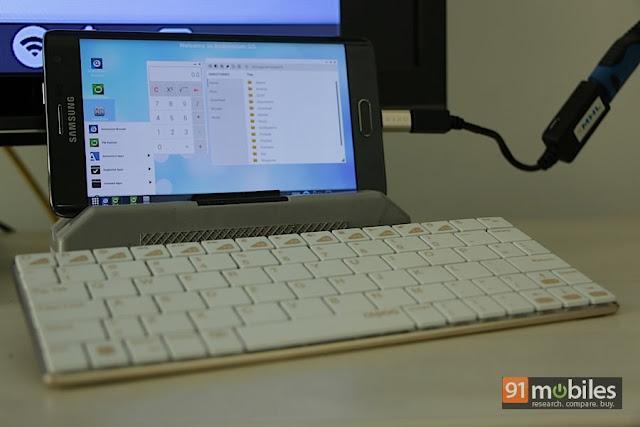 طريقة تحويل هاتف الاندرويد الى حاسوب عبر تطبيق Andromium OS