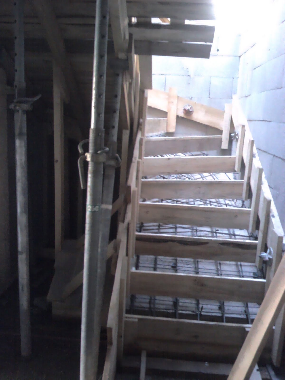 Új otthon születik: Lépcső vasalás