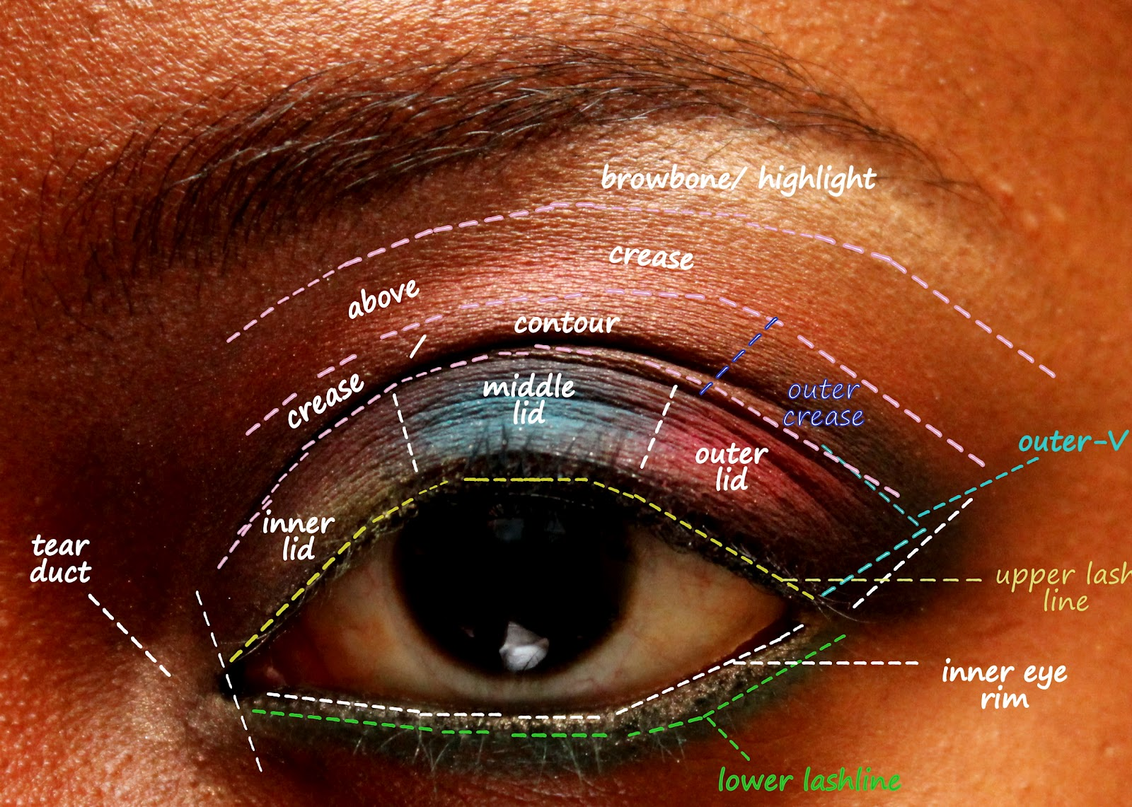 Beauty Xtra Eye Map
