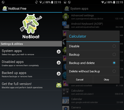 Easily Removing Default Android Applications [Root and Non Root] 2