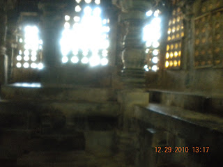 Belur temple windows
