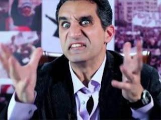 مشاهدة البرنامج , باسم يوسف ,الحلقة 4 الرابعة - الجمعة 14-12-2012 اون لاين بدون تحميل