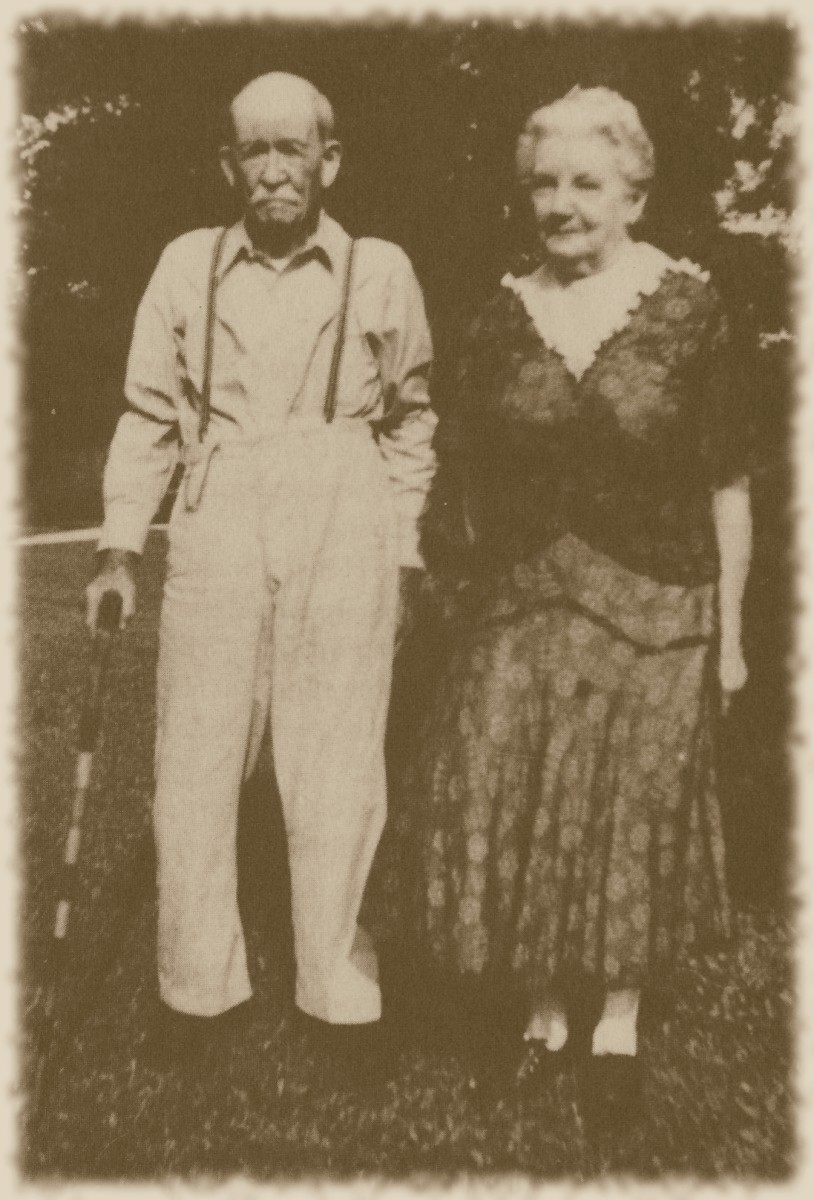 1948 Laura Ingalls and Almanzo Wilder
