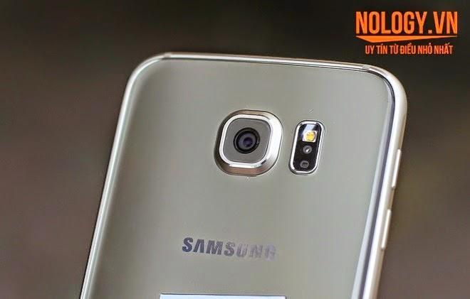 Camera của Samsung Galaxy S6 2 Sim