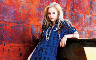 Avril Lavigne Latest Wallpapers