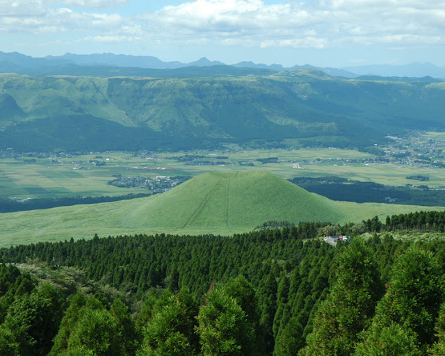 Mount Aso - Japan