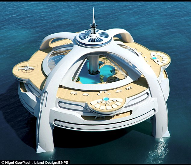 utopia yacht project