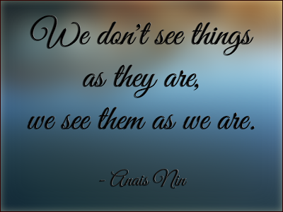 Thoughtful Thursday Photography Quote on See You Behind the Lens... by Anais Nin