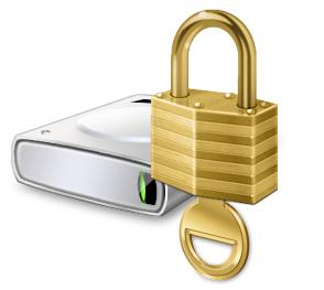 windows 10 drive is locked how to unlock