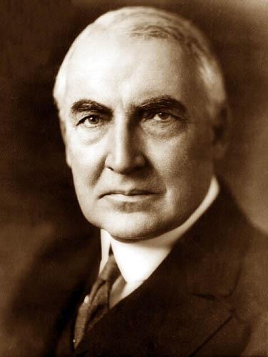 Warren Harding (1921-1925)