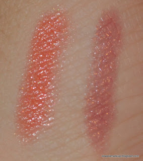 revlon balm stain rendezvous honey swatches