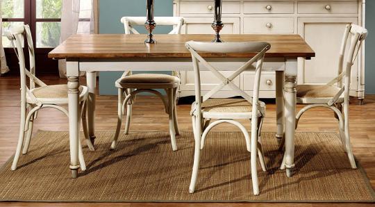Mi mundo aparte mis sillas for Sillas blancas vintage