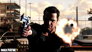 Max Payne 3 HD Desktop Wallpaper