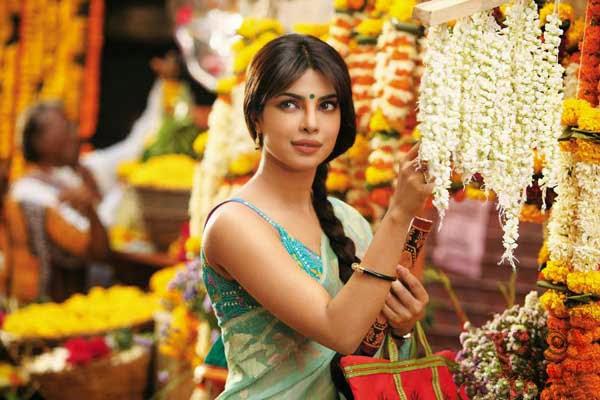 Priyanka Chopra Saree in gunday movie
