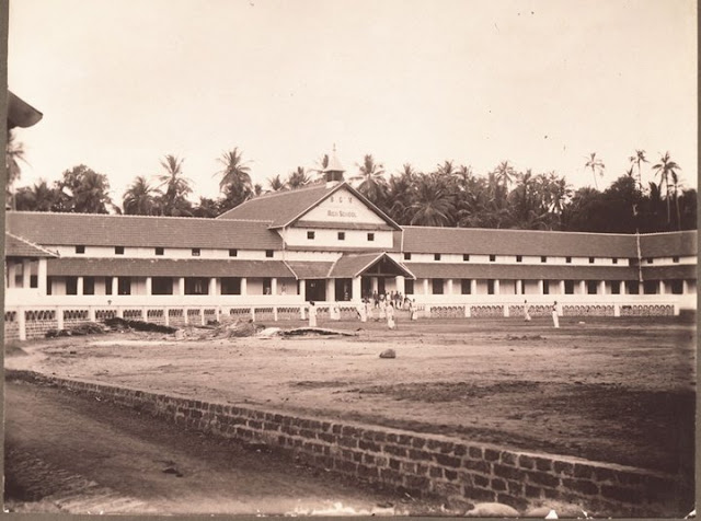 Malabar Christian College in 1906..