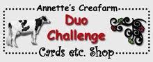Duo Challenge Blog