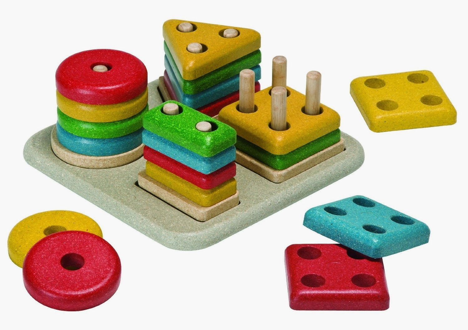 Preschool Sorting Toy!