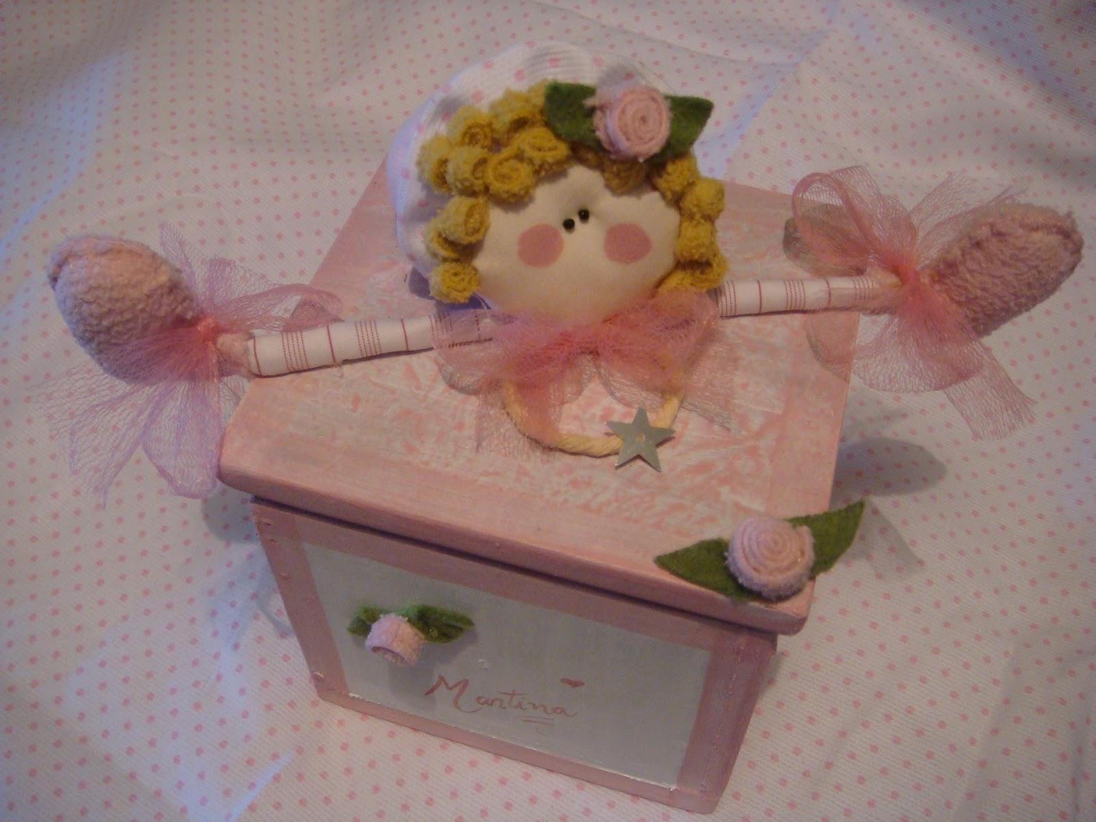 Manualidades luna clara cajas - Cajas infantiles decoradas ...